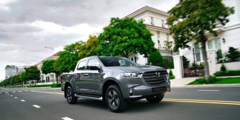 Thông tin chi tiết Mazda BT-50 2021: Thiết kế và động cơ hoàn toàn mới