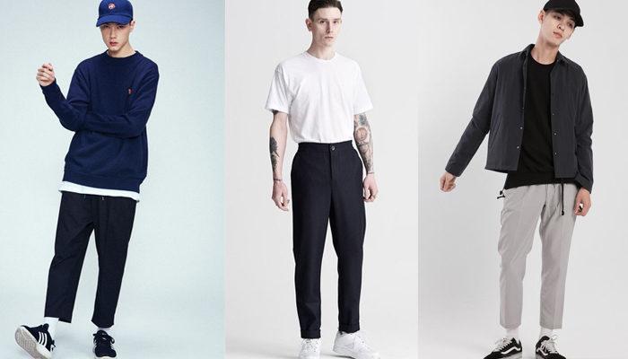 Những mẫu quần Baggy vải thời trang, dễ phối đồ nhất