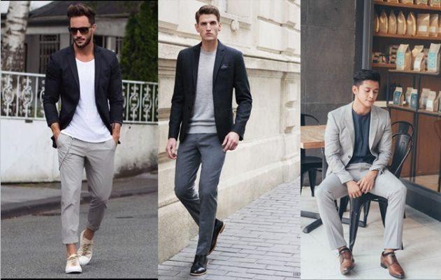 Cách phối đồ phong cách lịch lãm của những quý ông