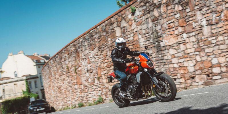 Honda CB1000R 5Four 2022 – 'Ly cafe đậm đặc' cho dân mê classic