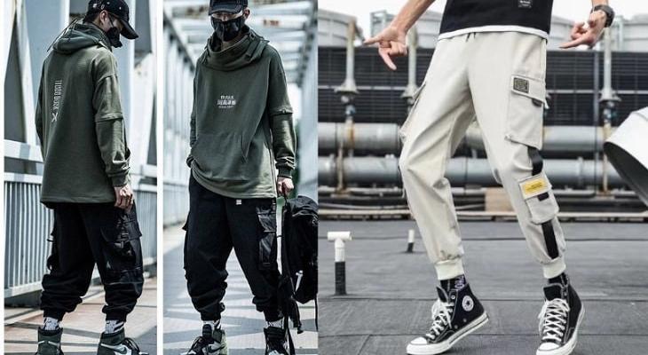 Phối Quần cargo – Cargo pants cực đẹp cho nam