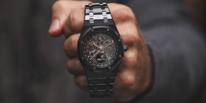 Đồng hồ Audemars Piguet – Dẫn đầu xu hướng để thành công