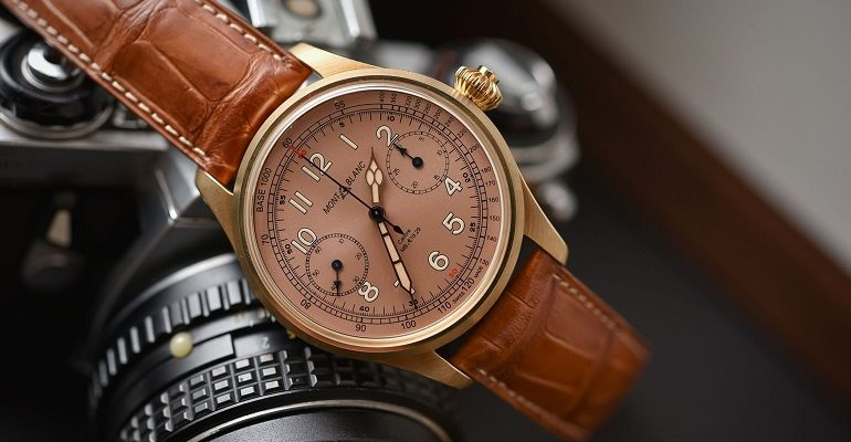 Lịch sử đồng hồ Montblanc – Đỉnh cao của nghệ thuật chế tác