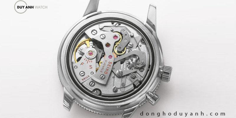 Lịch sử hình thành và phát triển của đồng hồ cơ Seiko Chronograph(Phần 1)