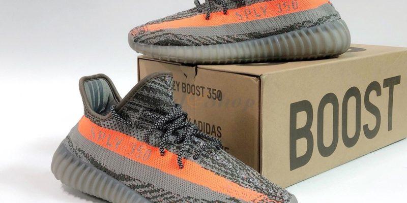 Sự trở lại của kẻ khổng lồ Adidas với giày Yeezy 350