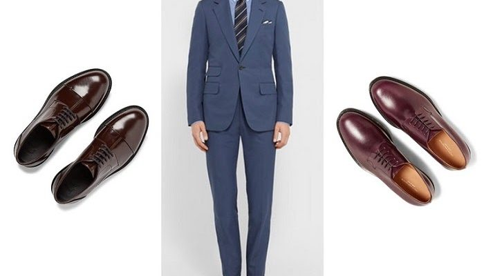 Nằm lòng quy tắc quan trọng khi chọn giày chú rể