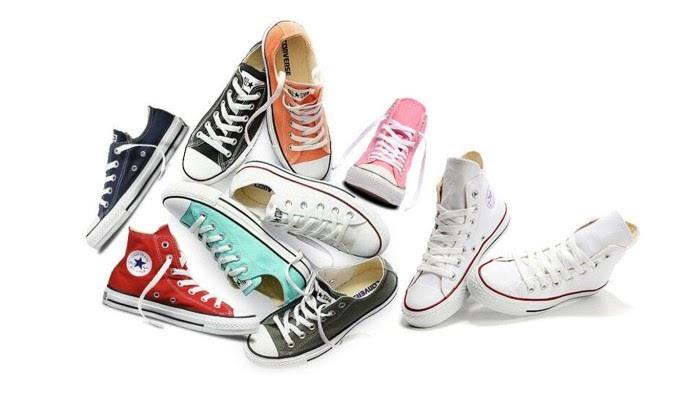 Giày Converse màu nào đẹp nhất? Những mẫu giày Converse đình đám
