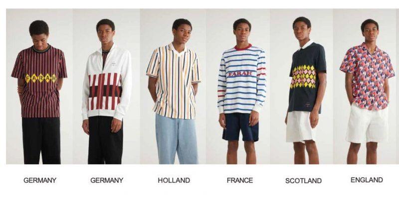 Bộ sưu tập Unity – tôn vinh sức mạnh thống nhất của bóng đá và thời trang