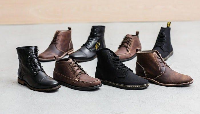 Gợi ý cách phối đồ với giày boot nam siêu đẹp và phong cách