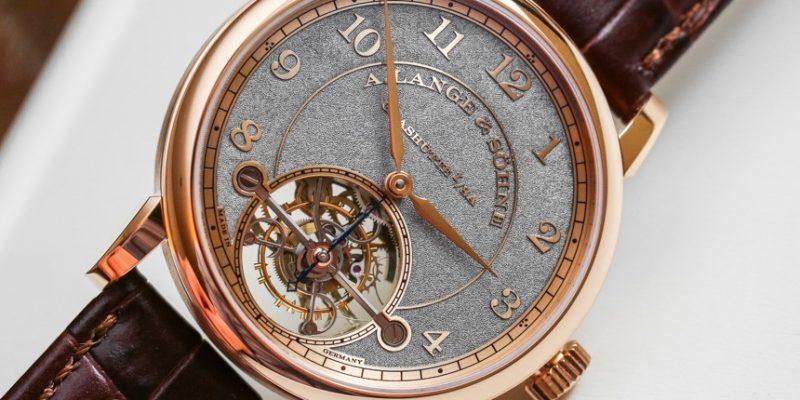 Chiếc đồng hồ kỷ niệm 200 năm của A. Lange & Sohne có gì đặc biệt?