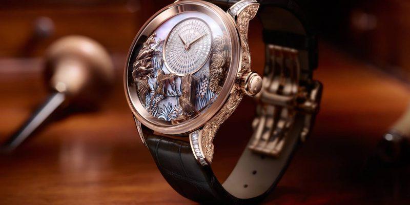 Jaquet Droz: Từ bộ tam kiệt tác tới tiếng chim hót đoạt giải Oscars của ngành đồng hồ!