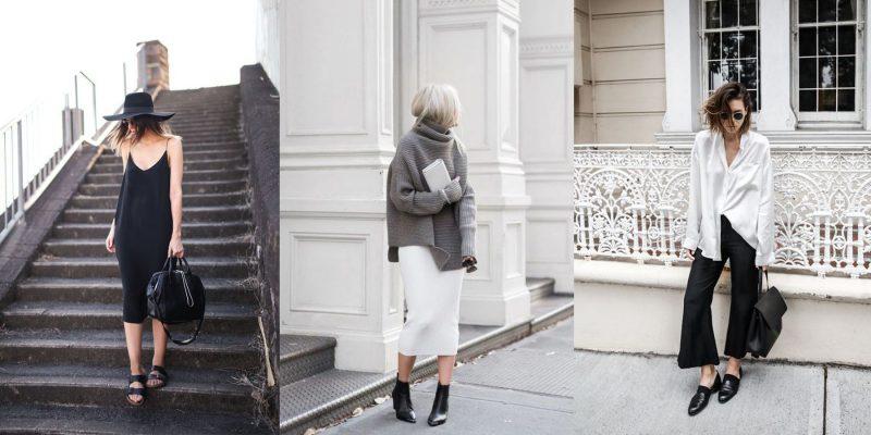 Học tập 3 blogger đình đám với phong cách mặc đồ tối giản