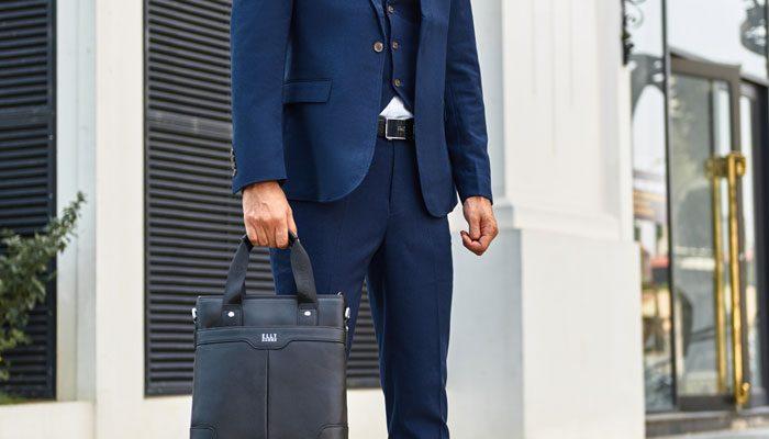 Tại sao nam giới, quý ông thành đạt nên dùng túi xách da thật?