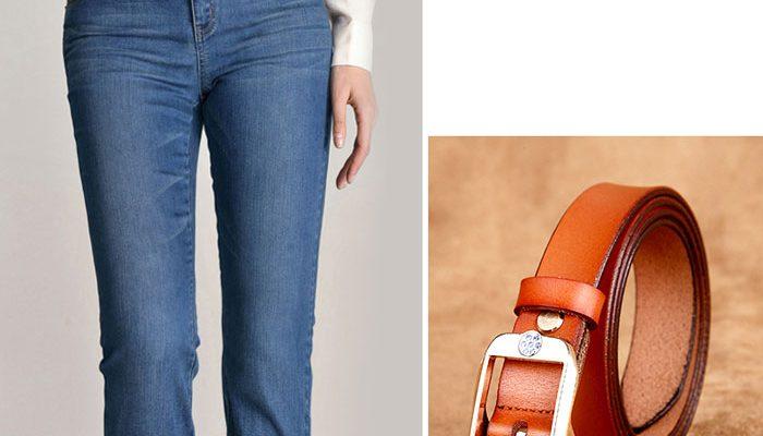 Vì sao bạn nên dùng thắt lưng nữ da thật?