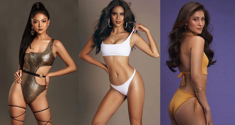 Loạt ảnh bikini của các thí sinh Hoa hậu Hoàn vũ Philippines 2021